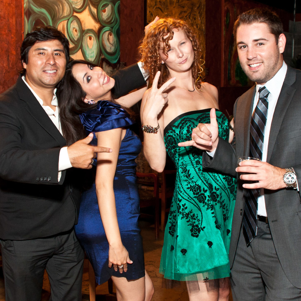 News_YPB after party_Will Chavez_Ingrid Tuesta_Samantha Simmons_Cameron Hueston