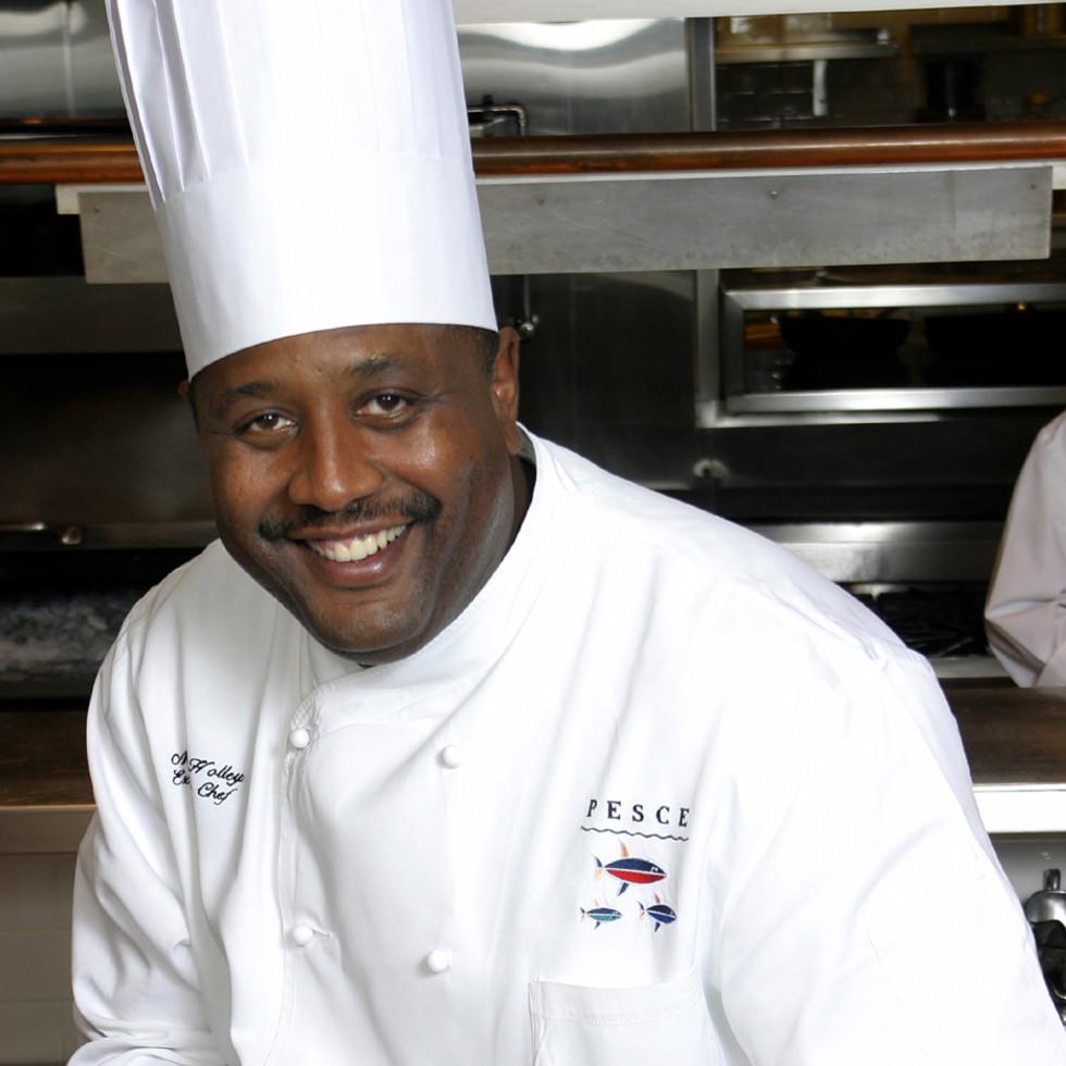 Chef Mark Holley Pesce