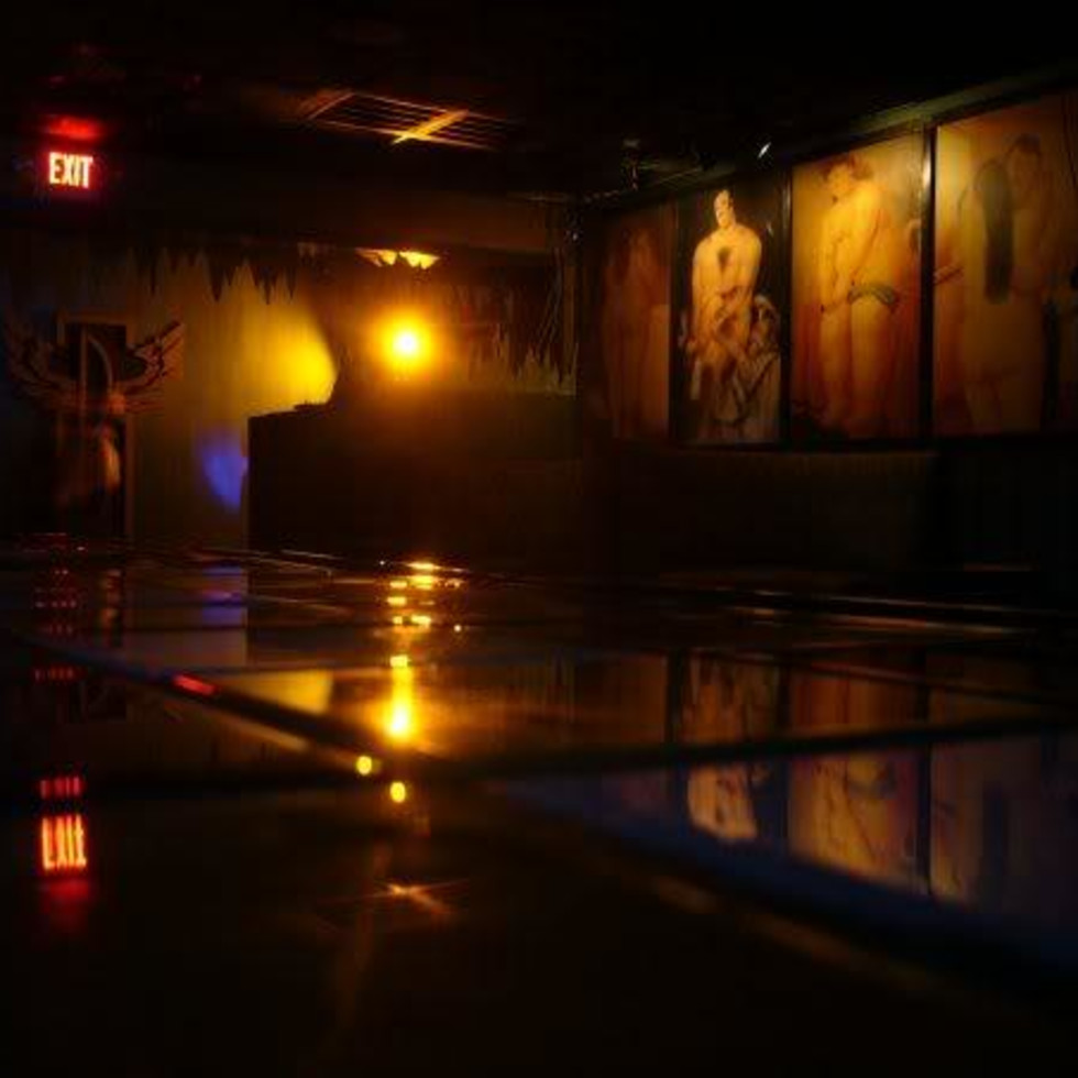Austin photo: Places_Drink_Barbarella_Dancefloor