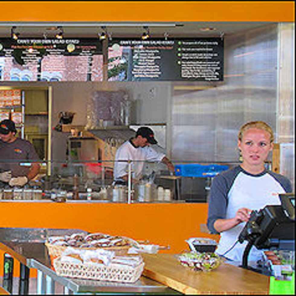 austin_photo: places_food_snap kitchen triangle_interior