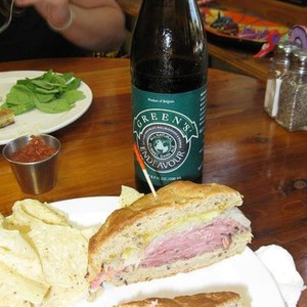 Austin Photo: Places_Food_wildwood_art_cafe_sandwich