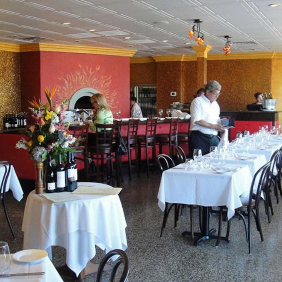 News_Arturo Boada Cuisine, dining room