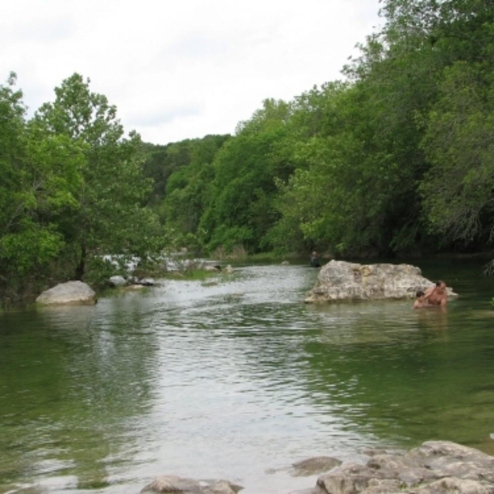 Austin Photo: Places_outdoors_barton_creek_greenbelt_swimming
