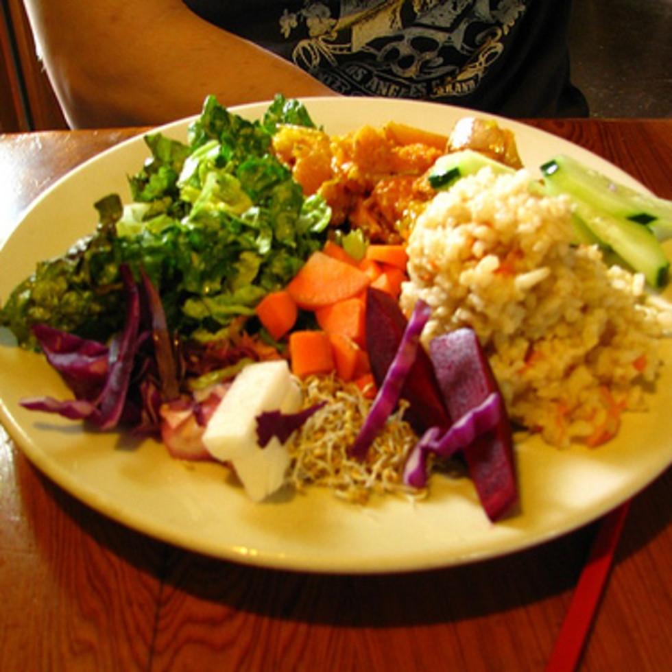 Austin photo: Places_Food_Casa de Luz_Food
