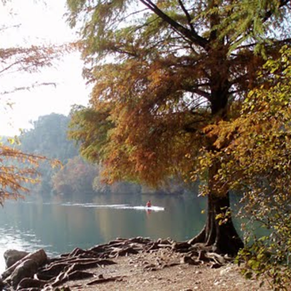 Austin_photo: Places_Outdoors_Red Bud Isle_water