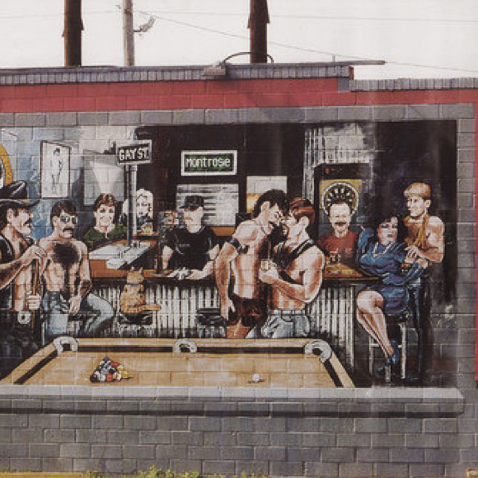 News_Mary's, Naturally_mural
