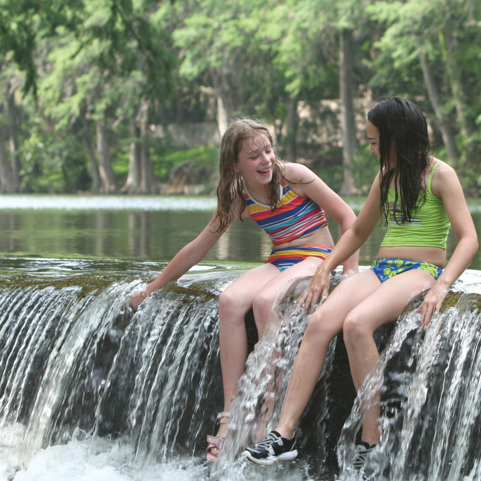 Austin Photo Set: News_Peter Lewis_Swimming Holes_Kerrville state park_june 2011_1