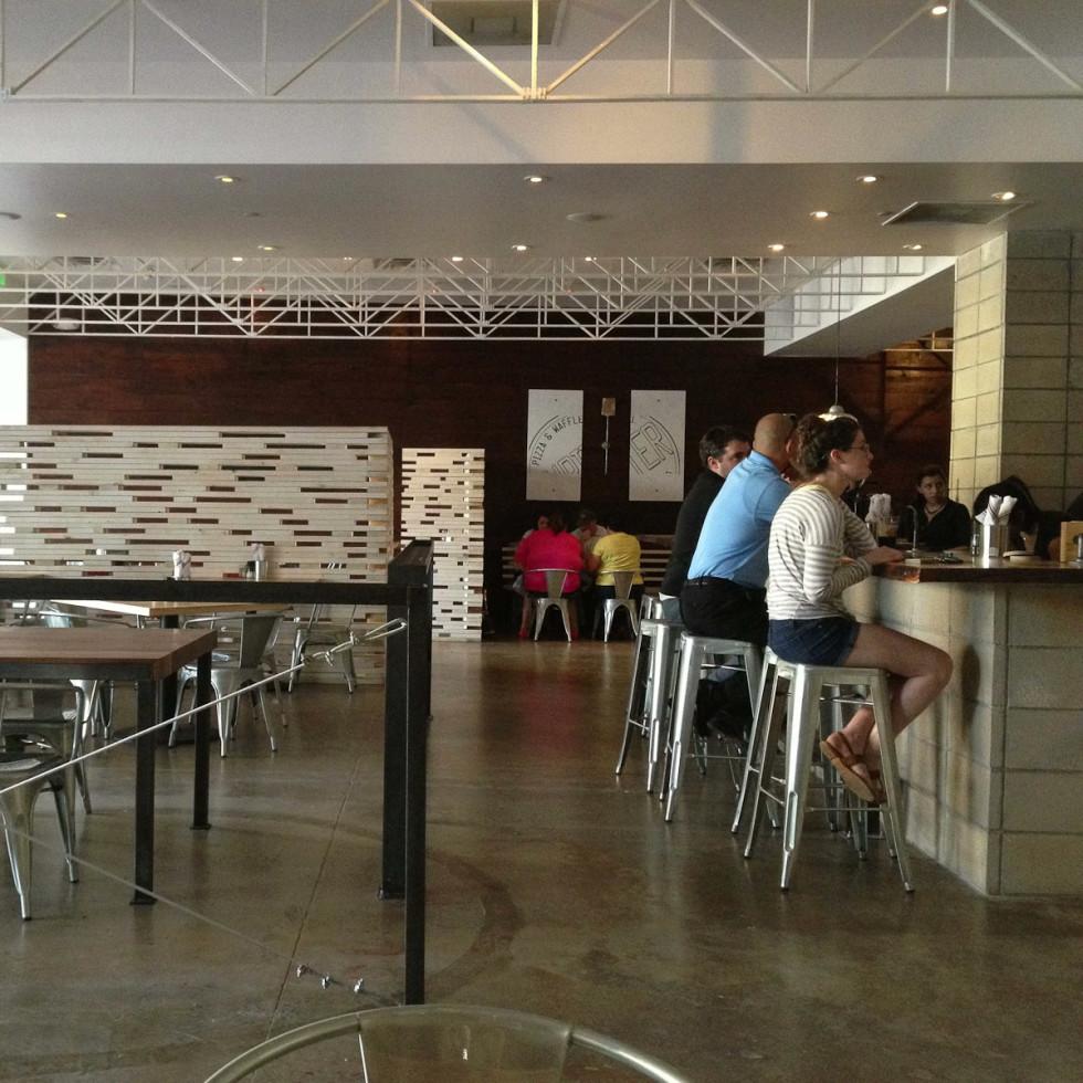 3 Jupiter Pizza & Waffle Co. August 2013 interior