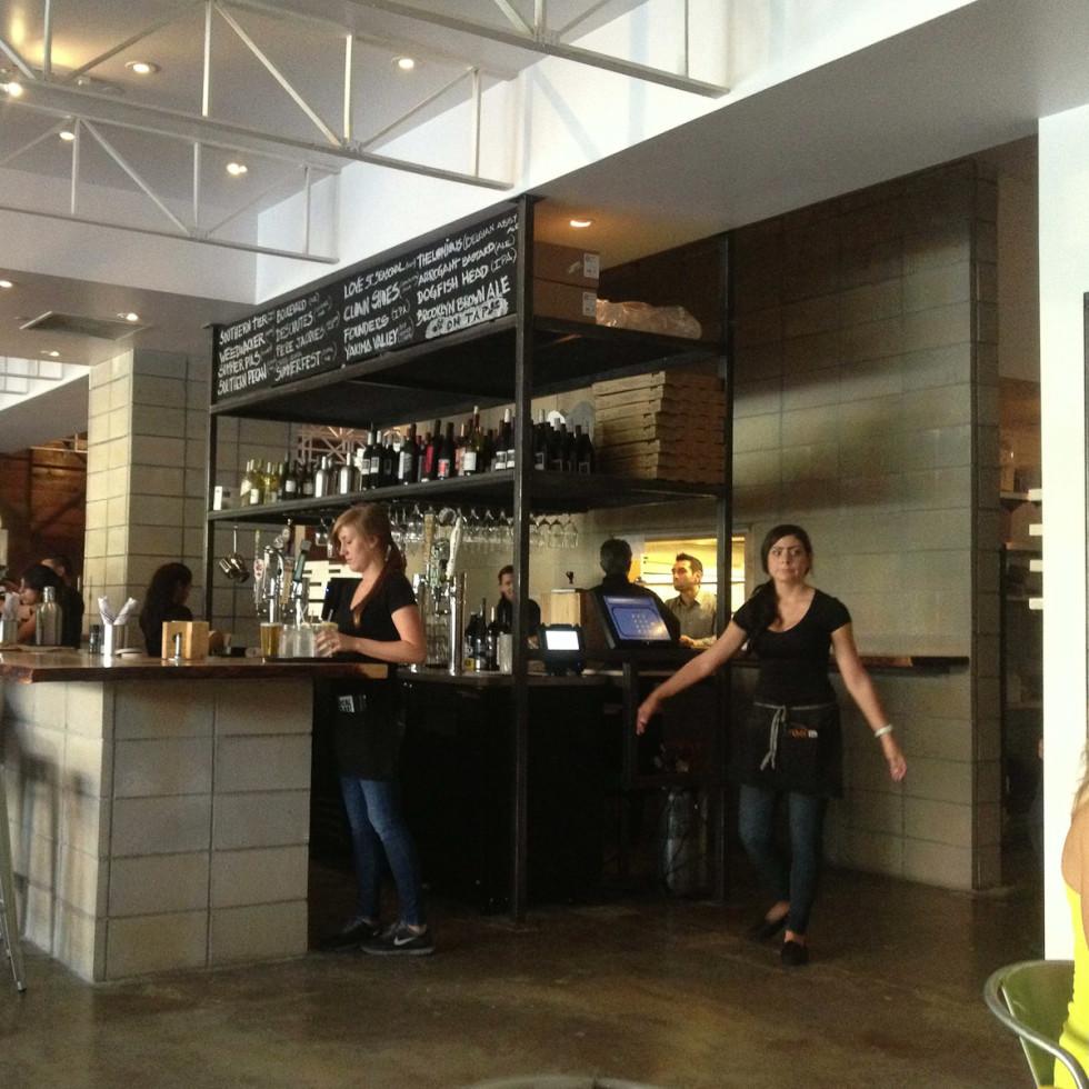 4 Jupiter Pizza & Waffle Co. August 2013 interior