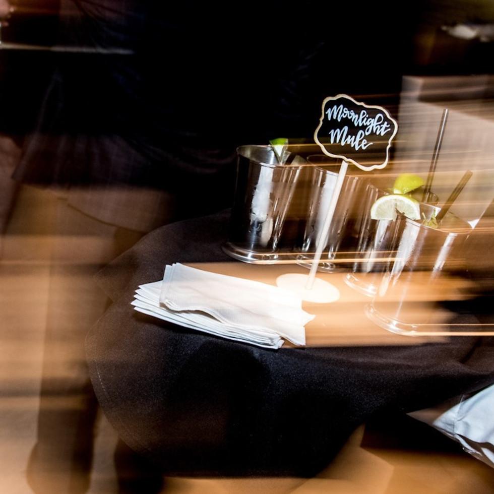 Ronald McDonald gala, Moonlight Mule