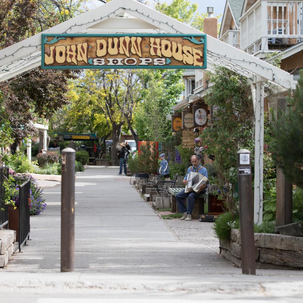John Dunn Shops