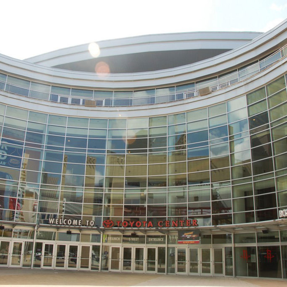 Places-A&E-Toyota Center-exterior-1