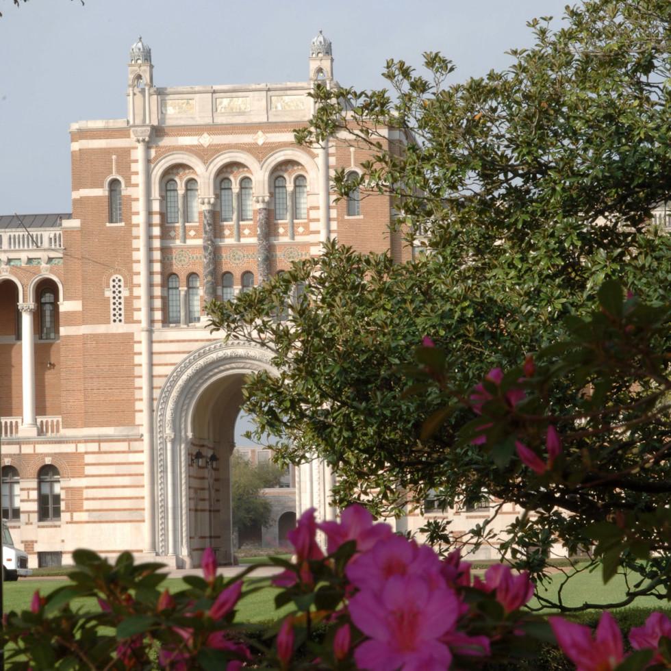 Places-Unique-Rice University Lovett Hall