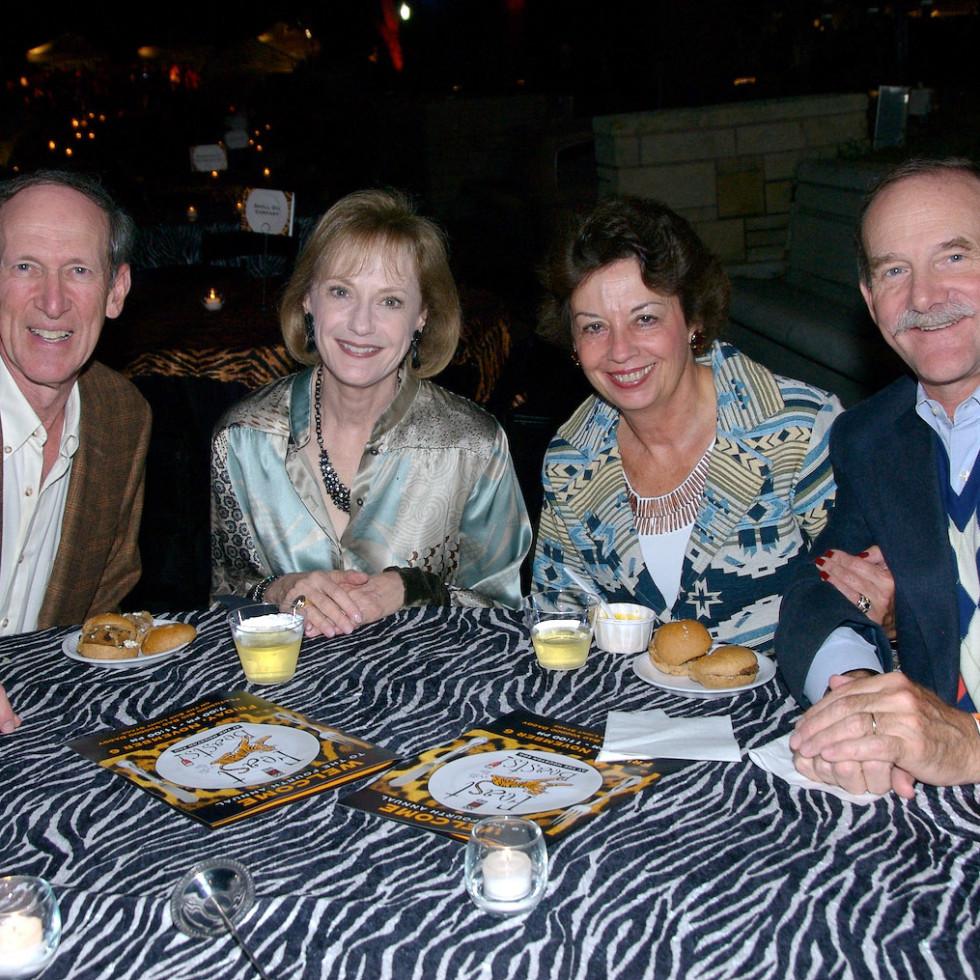News_Feast 2009_Marc Shapiro_Jeri Shapiro_Kathy Goossen_Marty Goossen
