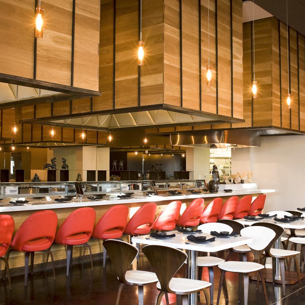 Places_Food_Sushi Raku_interior