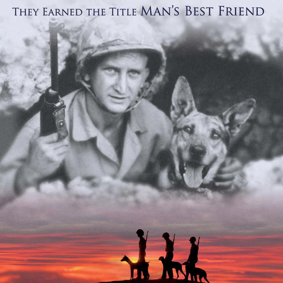 News_Joe Leydon_War Dogs of the Pacific_movie poster