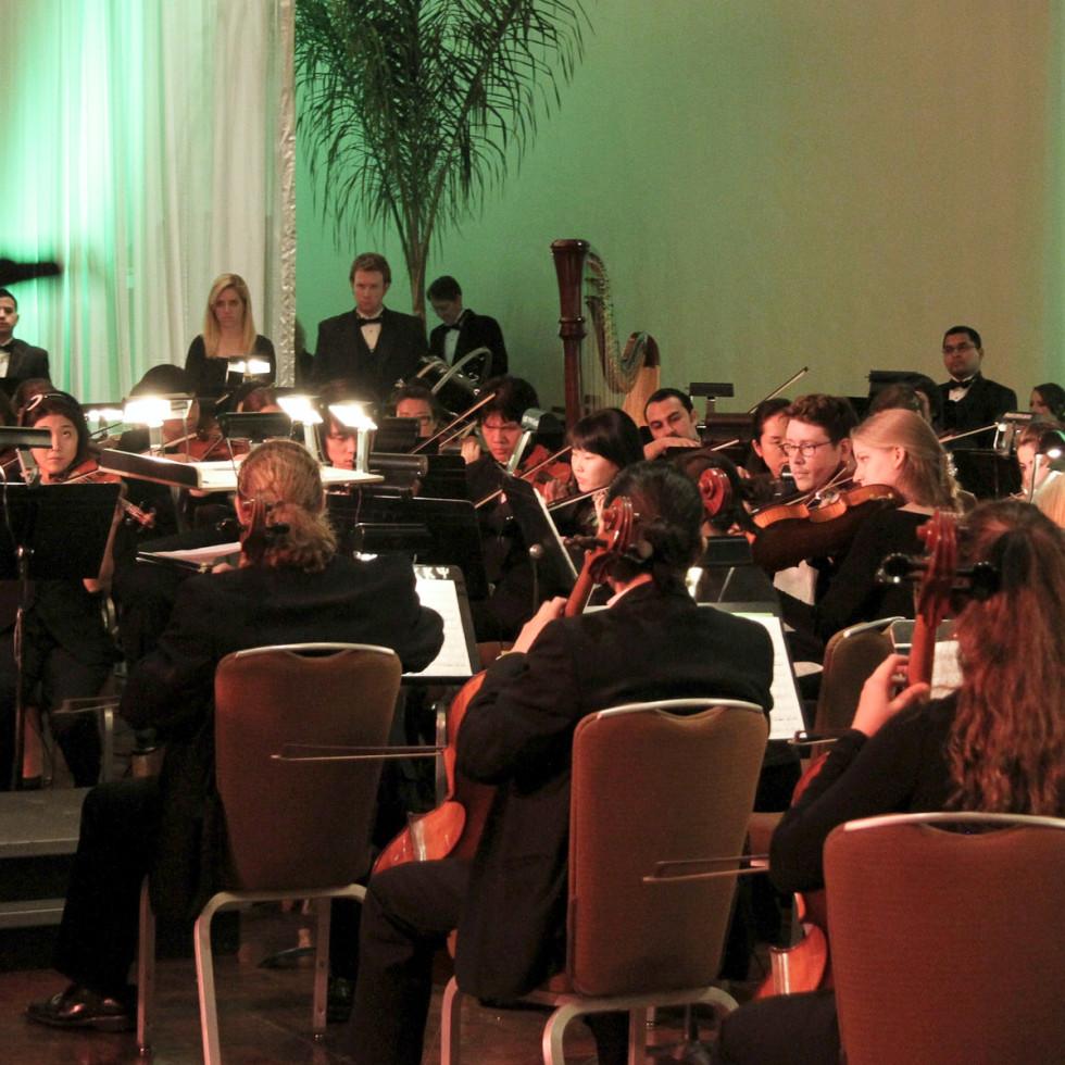 News_Moores School Gala_March 2010_Franz Anton Krager_Moores School Symphony Orchestra