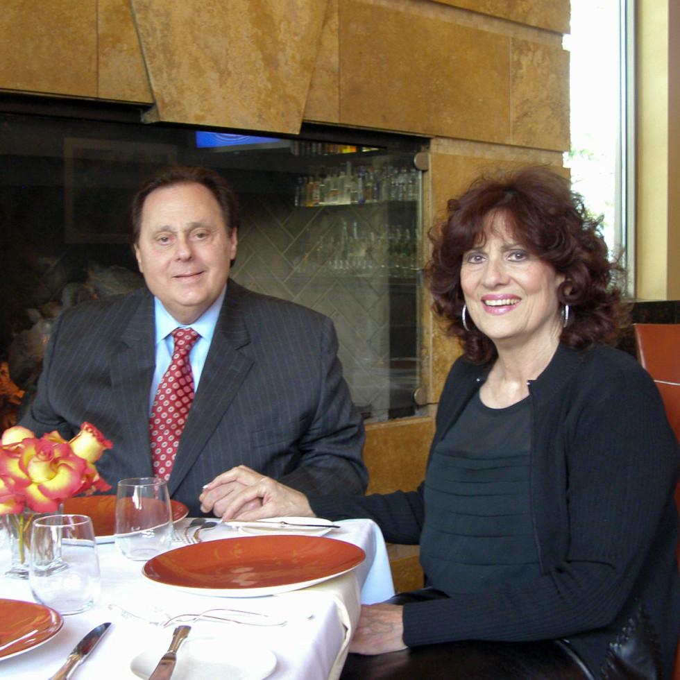 News_Tony's_Tony Vallone_Donna Vallone