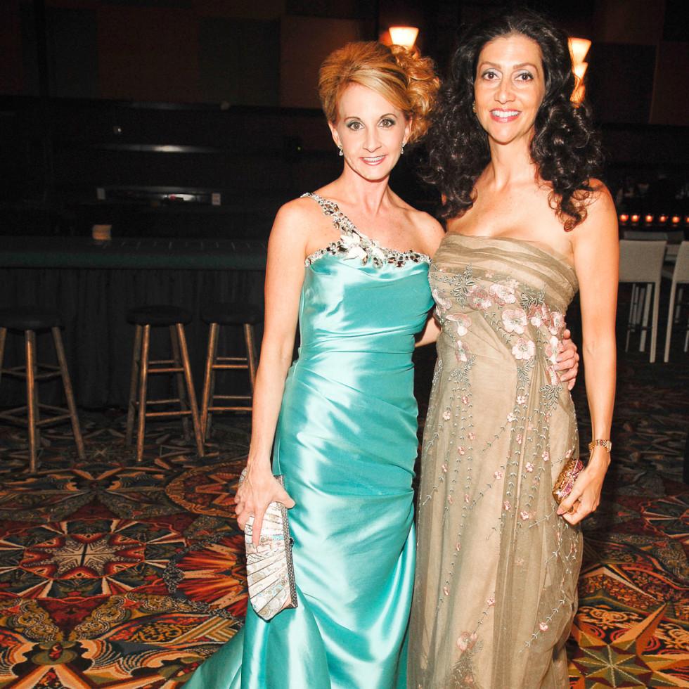 News_Symphony Ball_March 2010_Sharon Gaille_Nancy Littlejohn