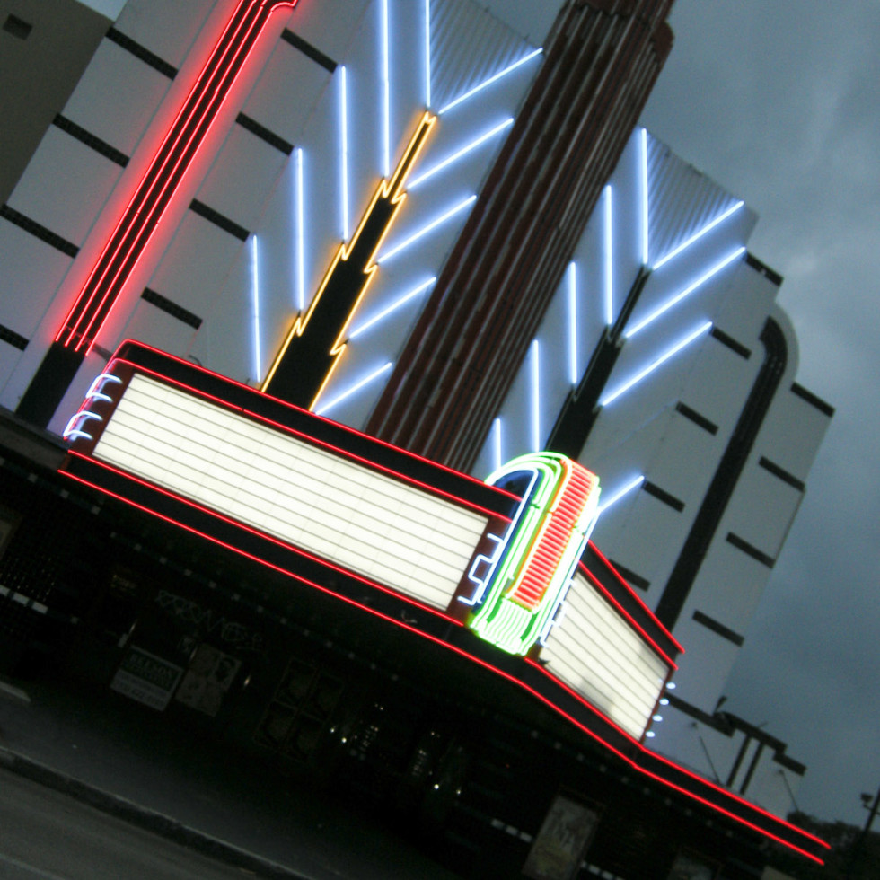 News_Tower Theater_neon lights