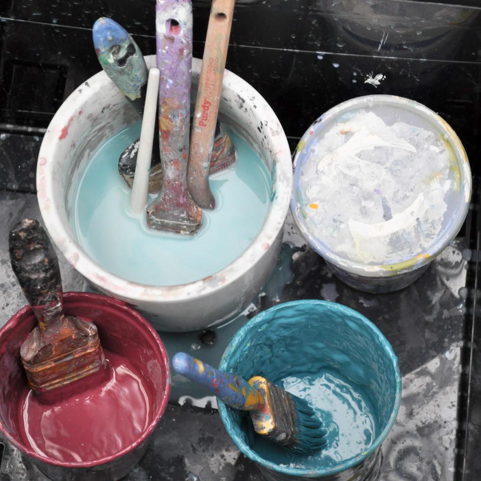 News_John Palmer_Ciao Bello_paints