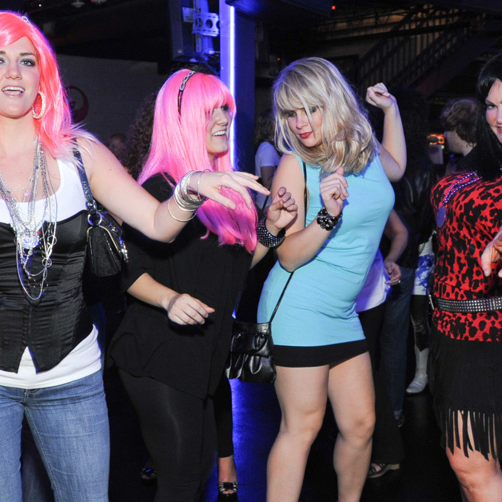 News_Party Like a Rock Star_Page Henderson_Nicole Mora_Jill Van Zelsden_Beth Newhouse