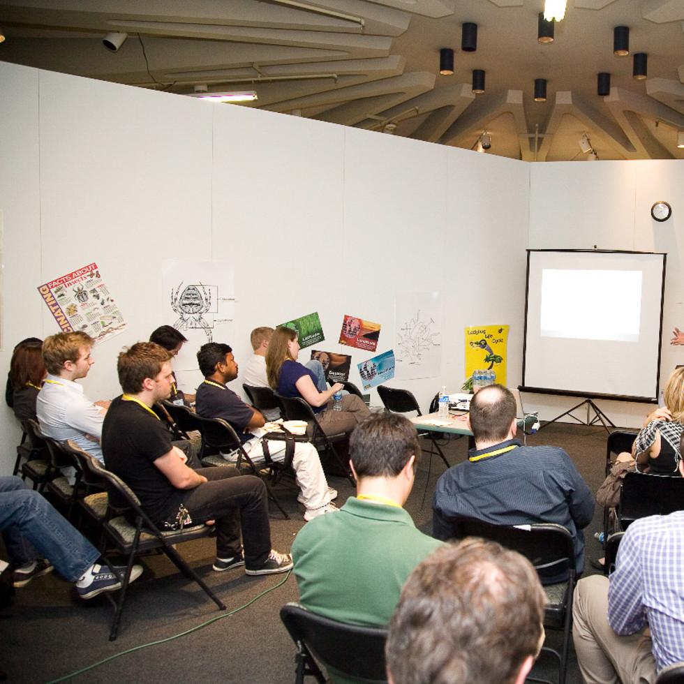News_Nancy Wozny_wordcamp_Matthew Wettergreen