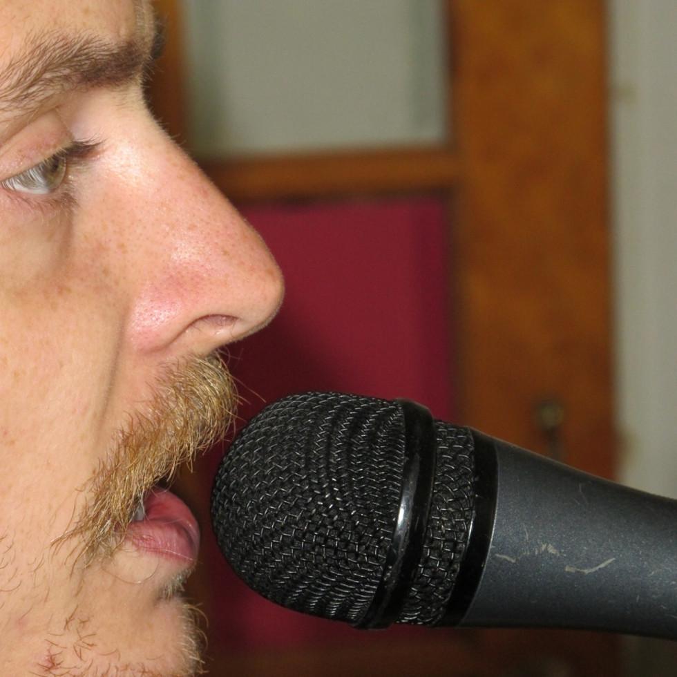 Ben Godfrey on the vocals