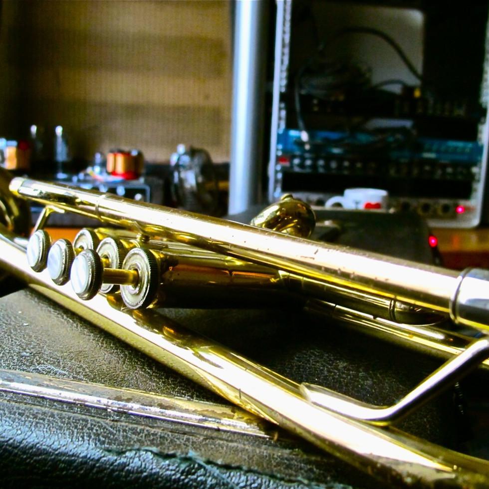 Big horns in listenlisten's music
