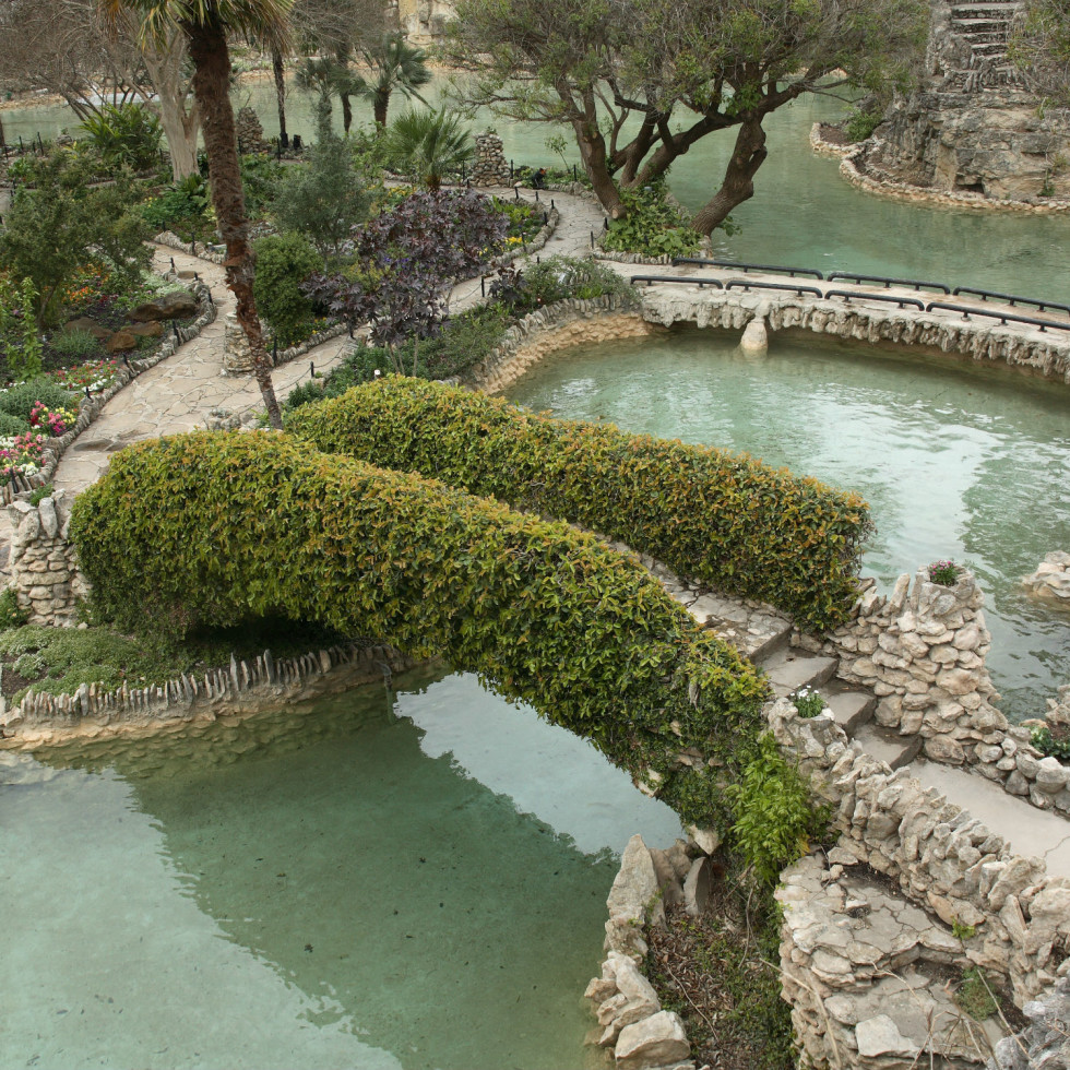 Japanese Tea Garden of Brackenridge Park