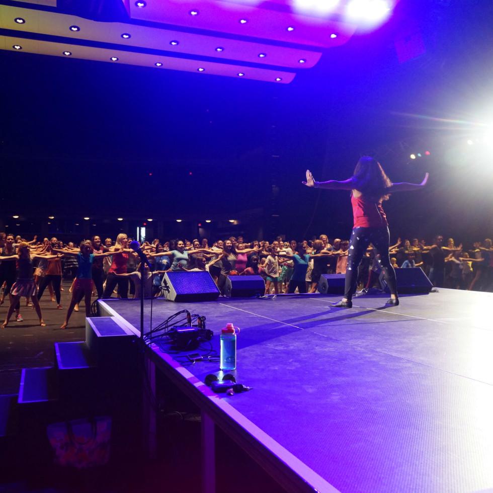 Rhythm On Stage