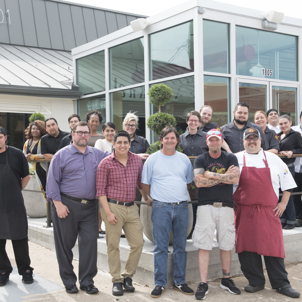 La Vista 101 owners and employees