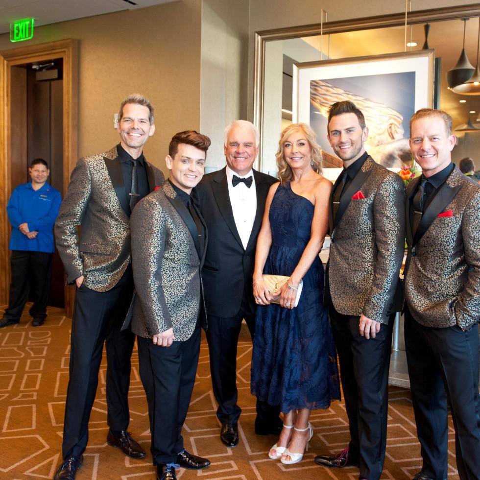 Jim Lites, Kim Lites and The Midtown Men