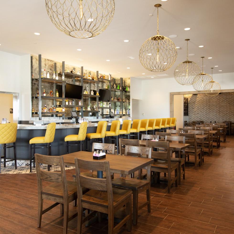 Lopez Mexican Restaurant Richmond interior