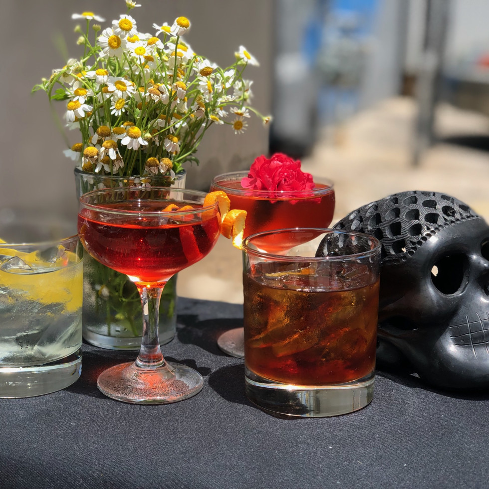 Holy Roller Negroni Week 2018 cocktails