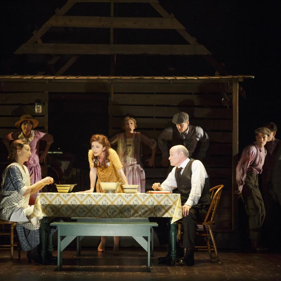 "Original Broadway company of ""Bright Star"""