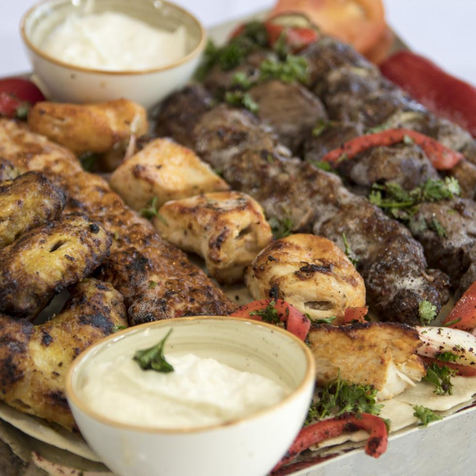 Zayed's Mediterranean Grill