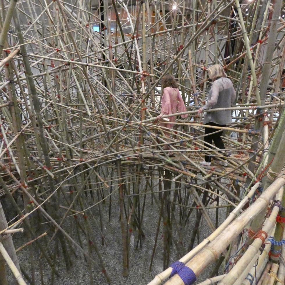 MFAH Big Bambú