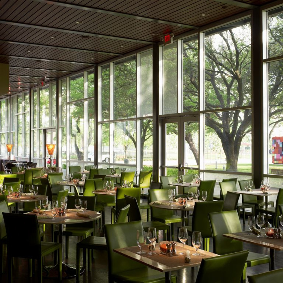 The Grove Houston interior