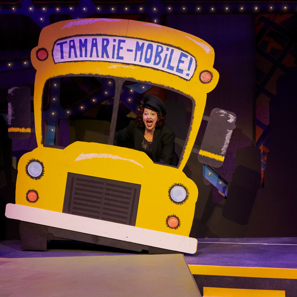 The Catastrophic Theatre presents The Tamarie Cooper Show: Field Trip!