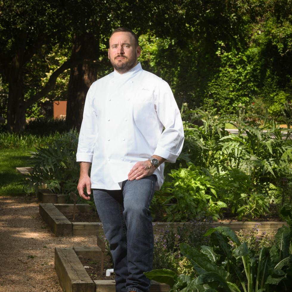 Houstonian Executive Chef Neal Cox