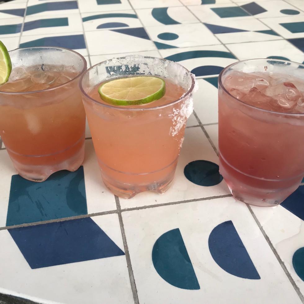 El Segundo Swim Club cocktails