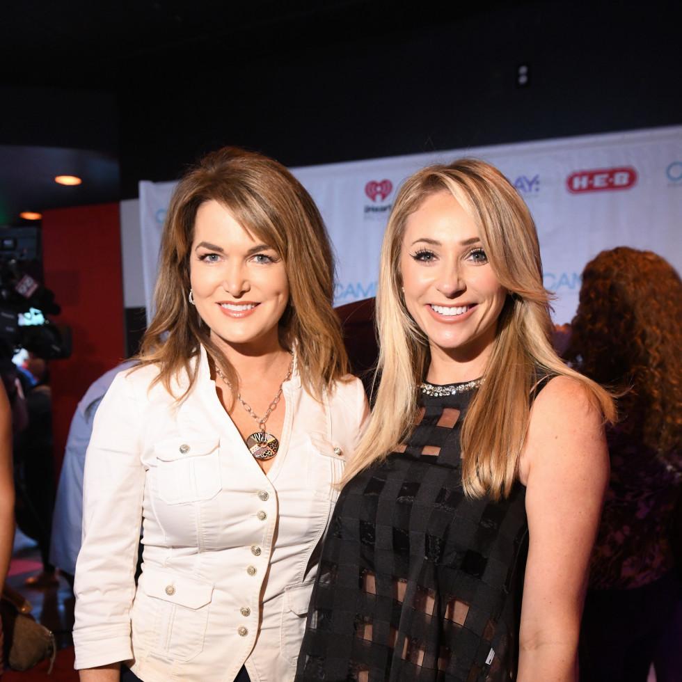 Melissa Wilson and Chita Craft