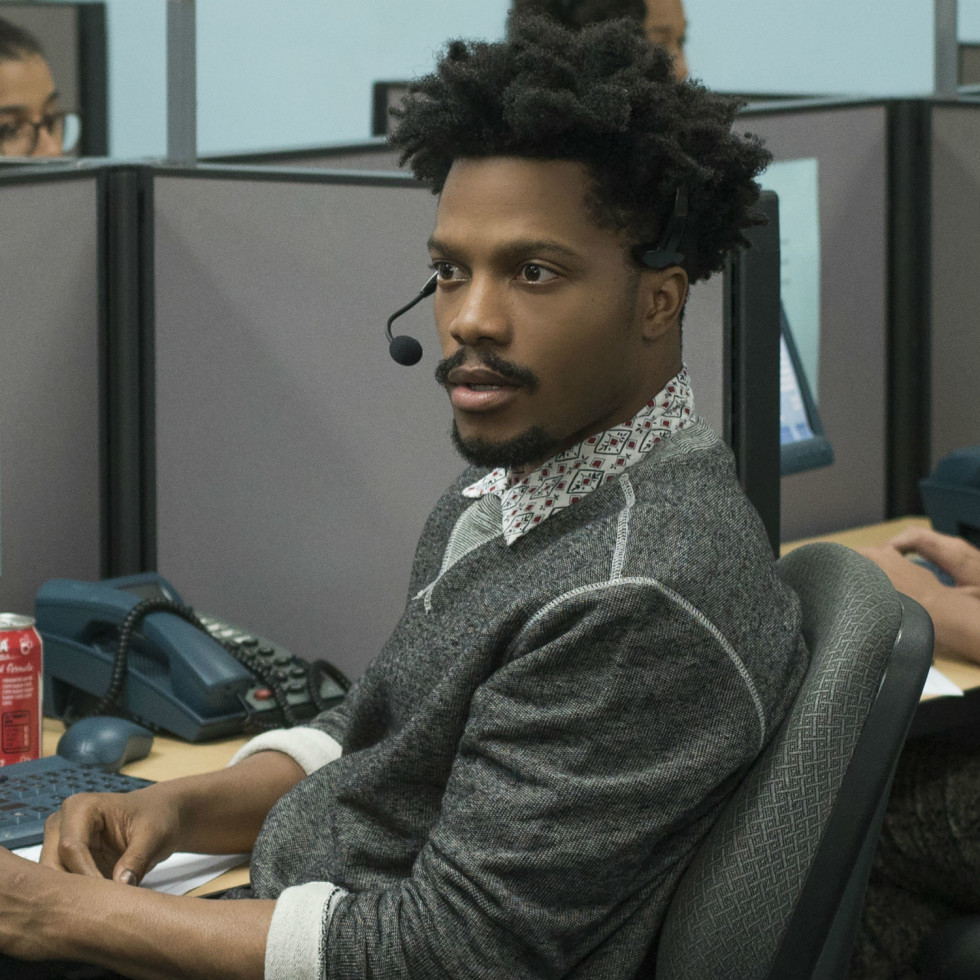 Jermaine Fowler in Sorry to Bother You