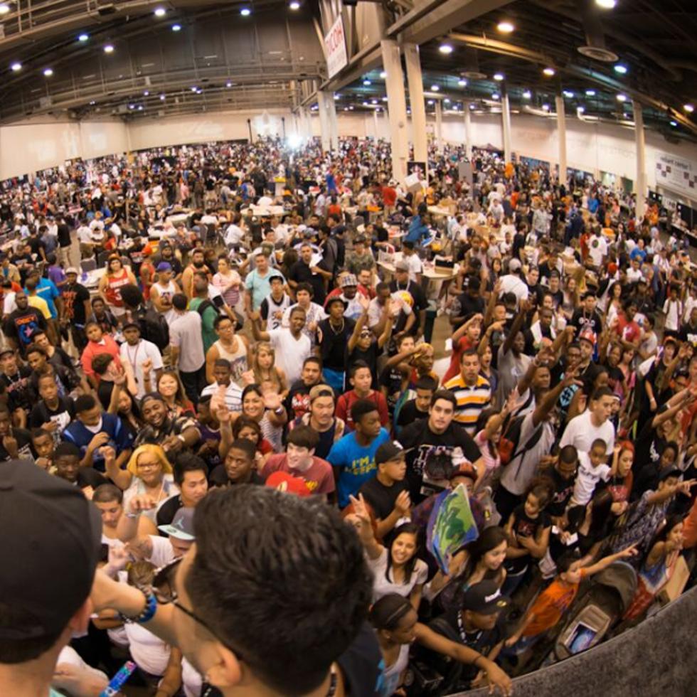 Sneaker Summit Houston