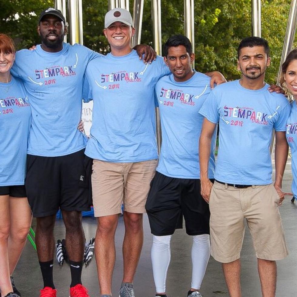 Dallas Millennial Club, STEM in the Park