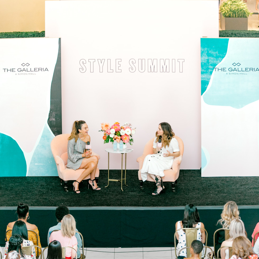 Speakers at Style Summit