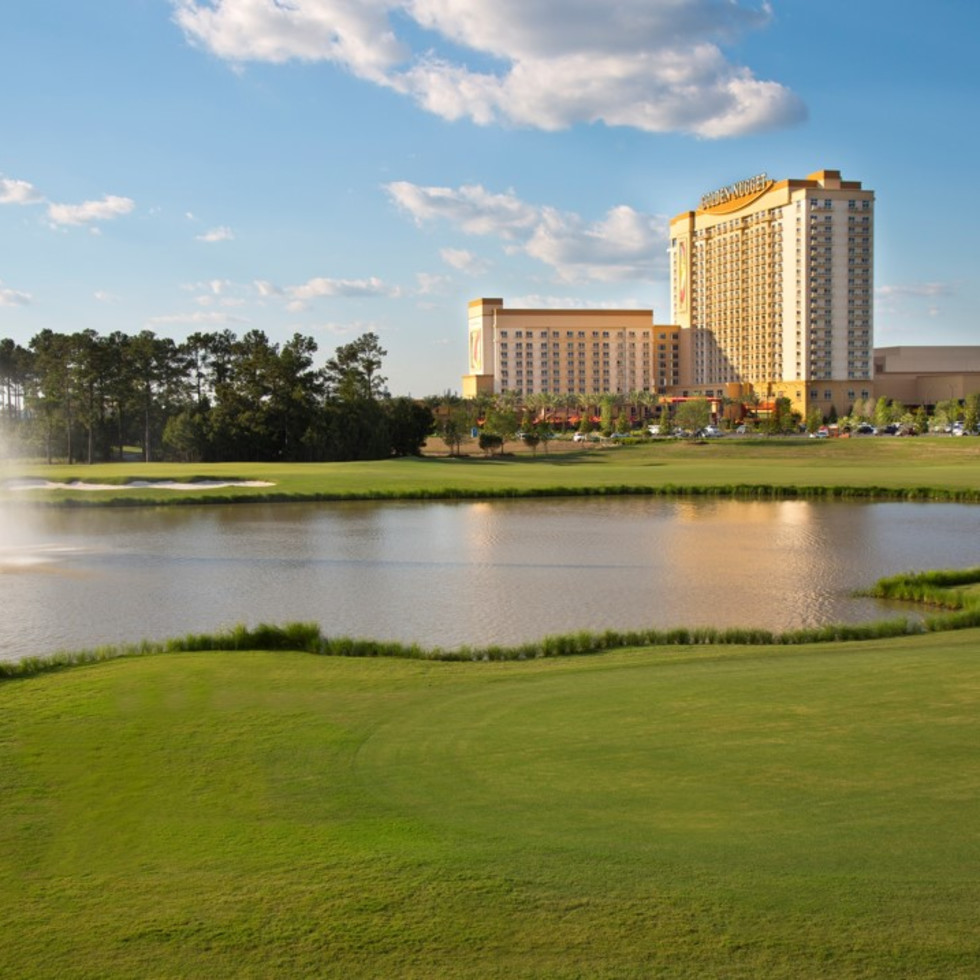 The Country Club at Golden Nugget Lake Charles