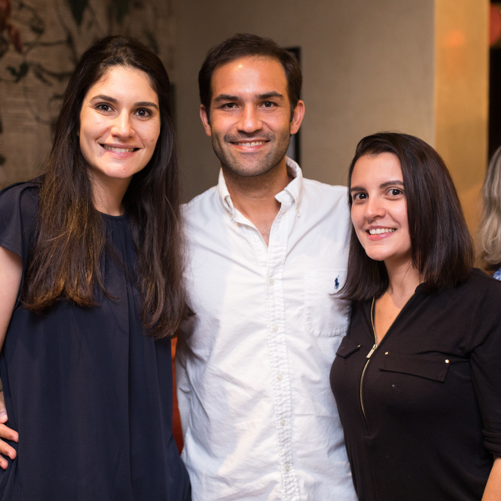 The Center Ba Maria Olivares, Ruben Contreras, Lisset Sandoval
