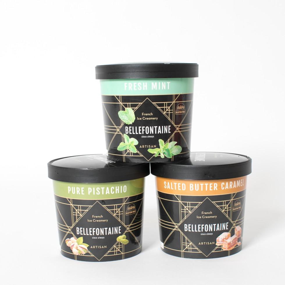Bellefrontaine ice cream HEB Quest Texas Best